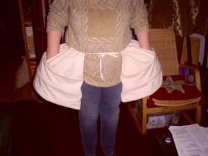 Pocket hoops